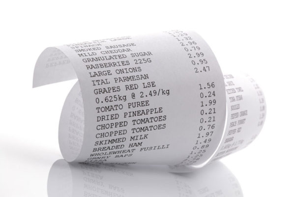 Thermal paper rolls for Eftpos machines in New Zealand - POS Mate
